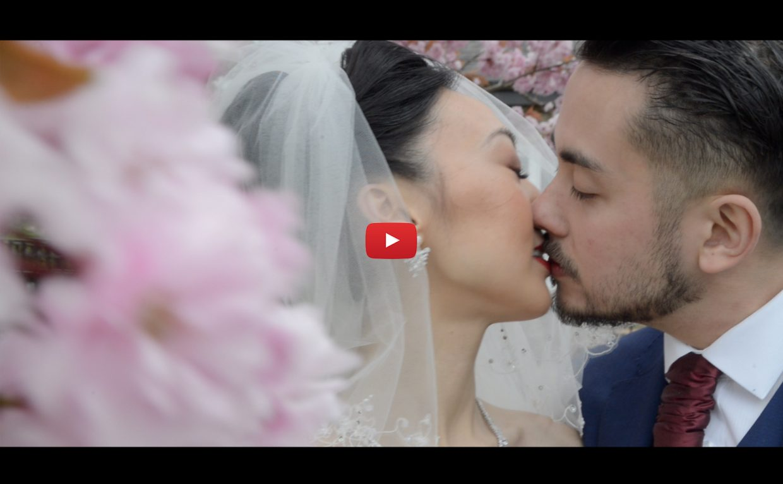 wedding videographer manchester